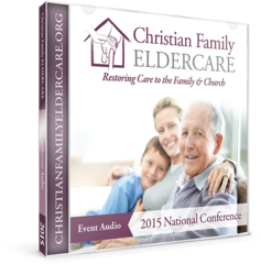 Christian Family Eldercare MP3 Disc